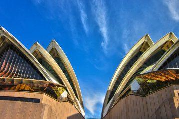 sydneys opera house